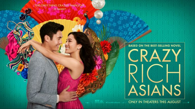 "Crazy Rich Asians – ""in Amerika verhungern Kinder"""