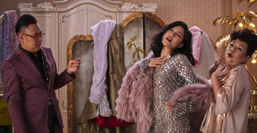Rezension: Crazy Rich Asians