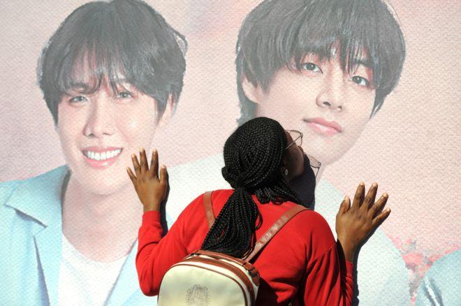 Eine Geschichte des K-Pop – 불을 켜